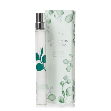 Thymes EUCALYPTUS WHITE TEA COLOGNE SPRAY PEN 0.34 FL OZ / 10 ML