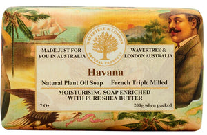 Wavertree & London Havana soap bar