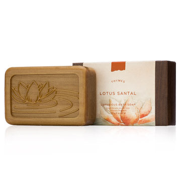 LOTUS SANTAL BAR SOAP
