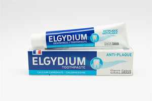 Elgydium Anti-Plaque Toothpaste 3.35oz/ 75ml