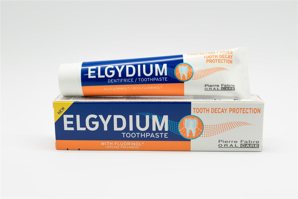 Elgydium Caries Protection Toothpaste 75ml