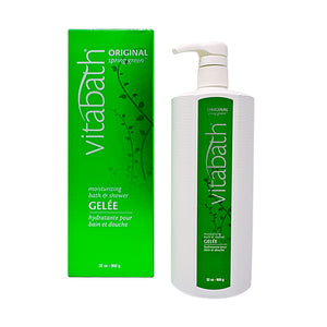 Vitabath Original Spring Green™ Bath & Shower Gelée 32 oz/900 g