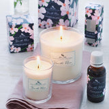 Soap & Paper Factory Vanilla Fleur Large Soy Candle