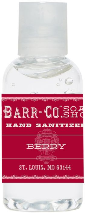 Barr-Co. Apothecary BERRY HAND SANITIZER - 2 OZ