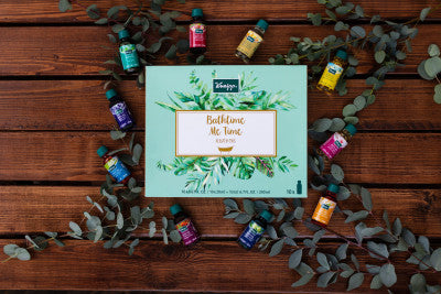 Kneipp BathTime 10 Piece Bath Oil Set