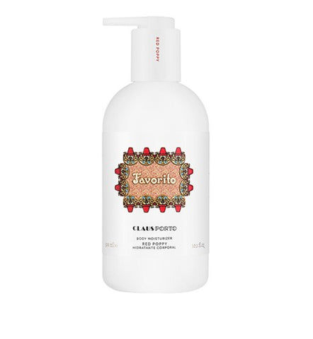 Claus Porto FAVORITO - BODY MOISTURIZER 10,1 fl. oz.