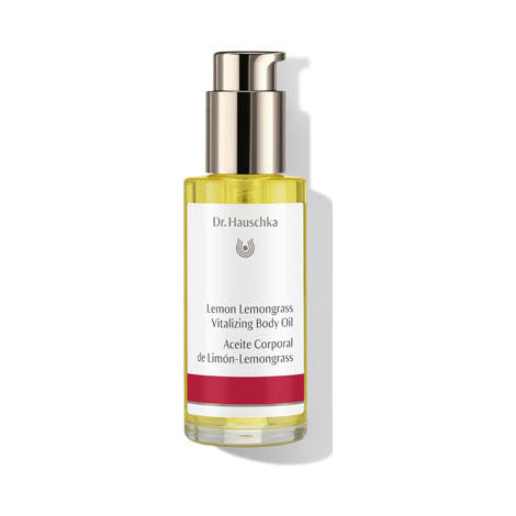 Lemon Lemongrass Vitalizing Body Oil