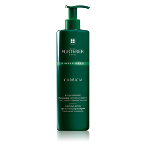 René Furterer CURBICIA LIGHTNESS REGULATING SHAMPOO