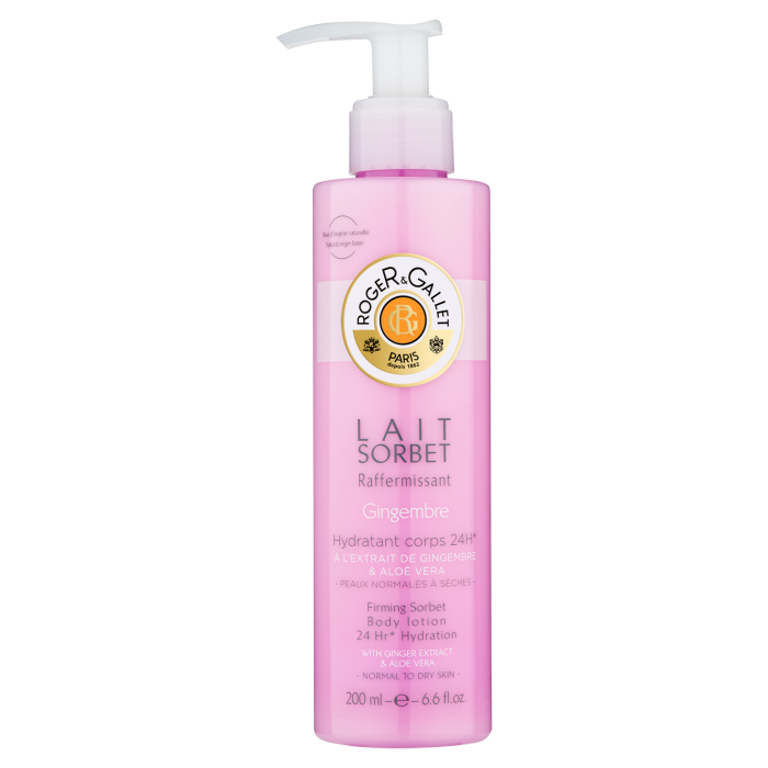 Roger & Gallet Firming Sorbet Body Lotion Gingembre 200 ml