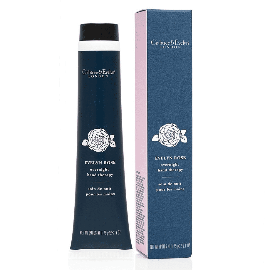 Crabtree & Evelyn Evelyn Rose Overnight Hand Therapy