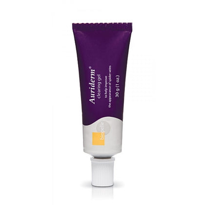 Auriderm Clearing Gel for Spider Veins (1 oz.)