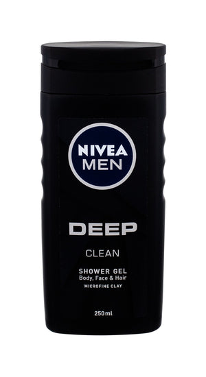 Nivea For Men Deep Clean Shower Gel 250 ml