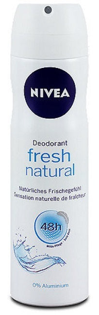 NIVEA Deodorant Fresh Natural Spray 150m