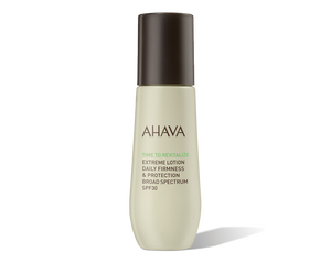 Ahava Extreme Lotion Daily Firmness & Protection Broad Spectrum SPF30