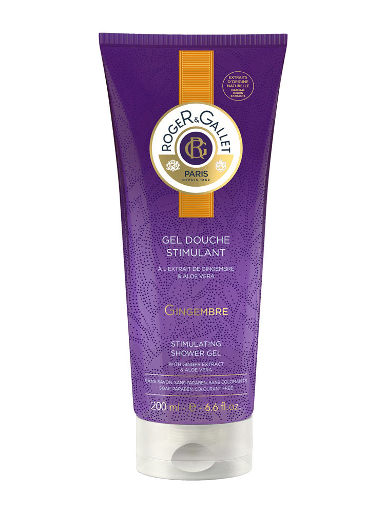 Roger & Gallet Gingembre Stimulating Shower Gel 200ml