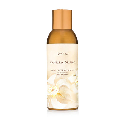 Thymes Vanilla Blanc Home Fragrance Mist 3 oz