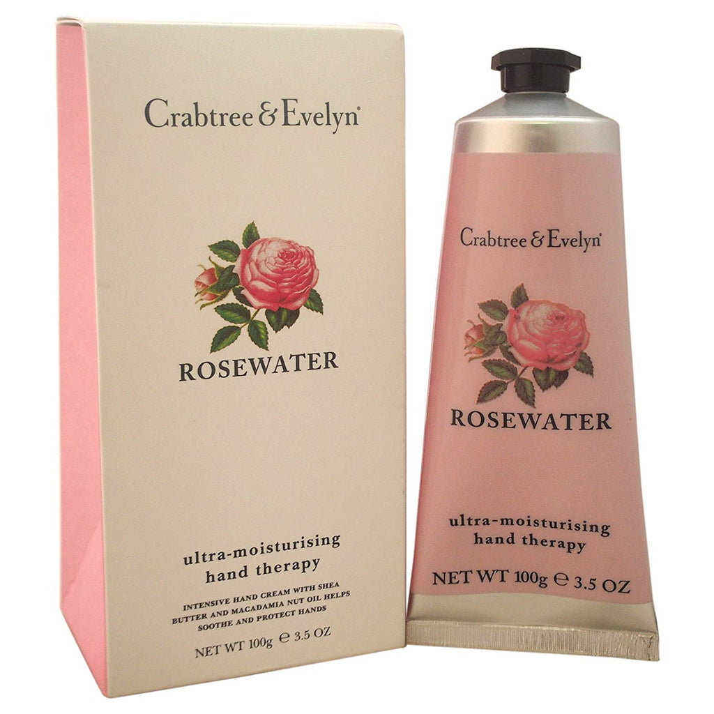 Crabtree & Evelyn Rosewater Hand Therapy (Select Size)