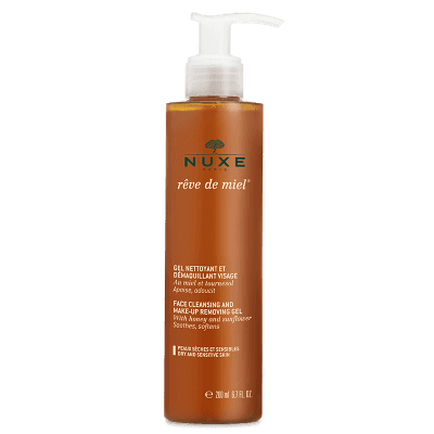 Nuxe Face Cleansing and Make-Up Removing Gel Rêve de Miel ®
