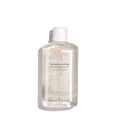 Avène Oil-Free Gel Cleanser 6.7 fl. oz