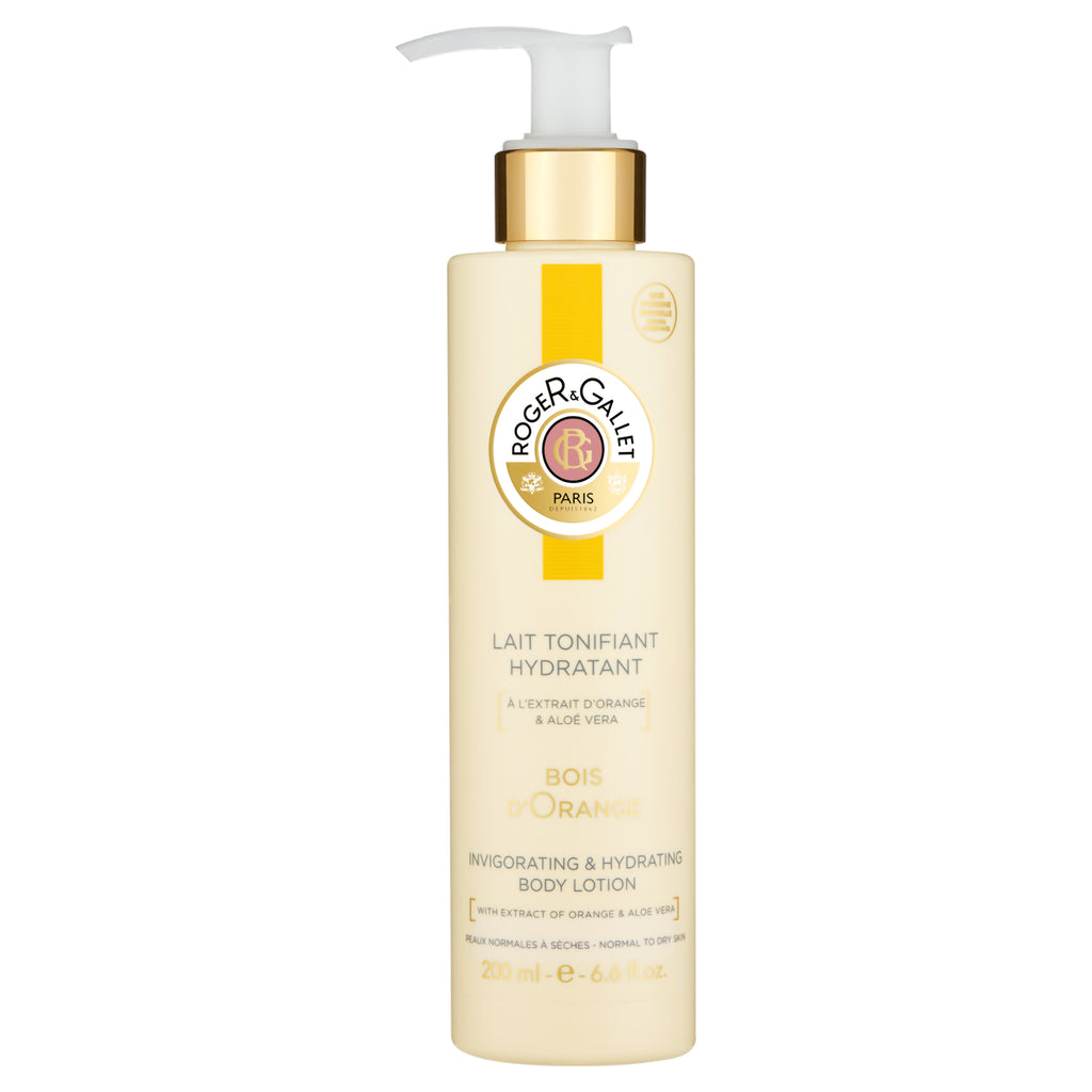 Roger & Gallet Bois d'Orange Invigorating Sorbet Body Lotion 200ml