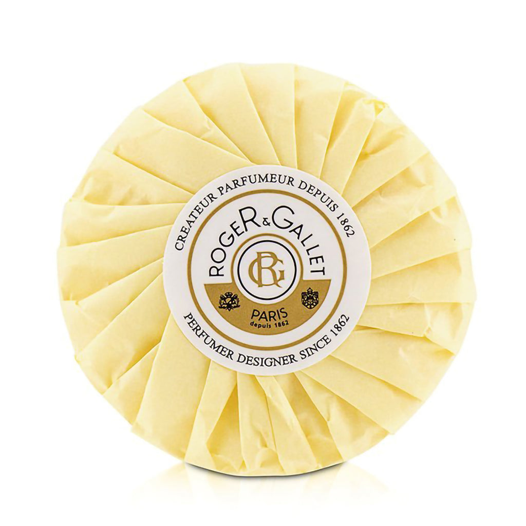 Roger & Gallet Cedrat (Citron) Perfumed Soap 3.5oz