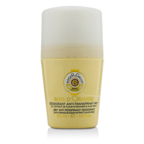 Roger & Gallet Bois D'Orange 48 Hour Anti Perspirant Deodorant Roll On
