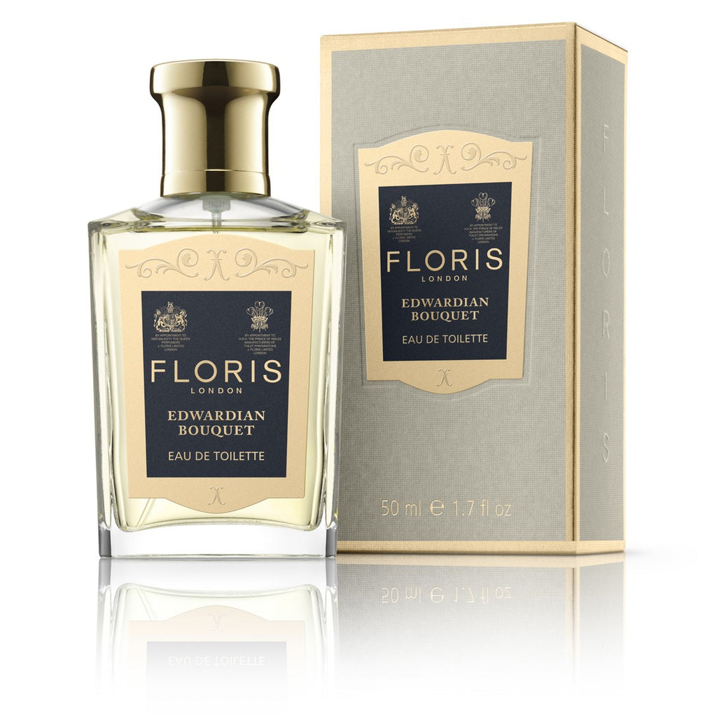 Floris London Edwardian Bouquet Travel Size Eau De Toilette