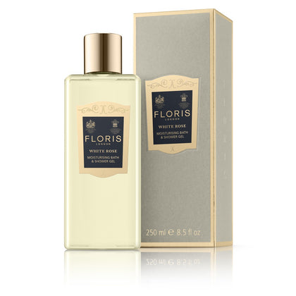 White Rose Moisturising Bath & Shower Gel