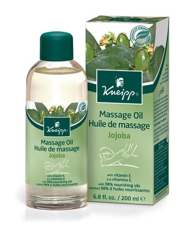 Kneipp Massage Oil, Jojoba 3.38 fl. oz.