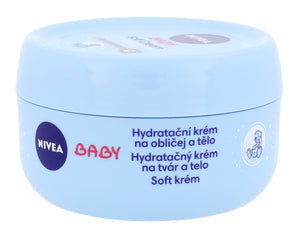 Nivea Baby Caring Soft Cream 200ml