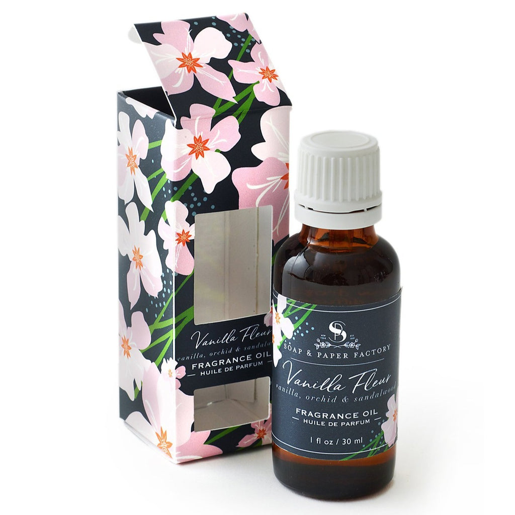 Soap & Paper Factory Vanilla Fleur Fragrance Oil