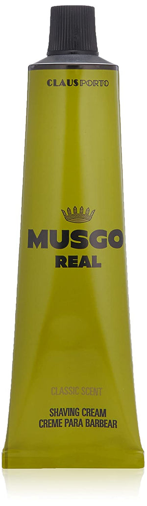 Claus Porto Musgo Real Shaving Cream - Classic Scent 3.4 Ounce