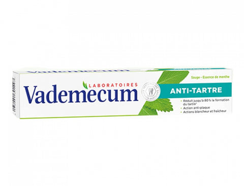 Vademecum Toothpaste 75 Ml Anti-tartar