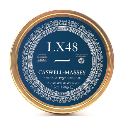 LX48 SHAVE SOAP IN TIN
