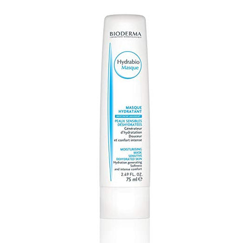 Bioderma Hydrabio Moisturizing Mask 75 Ml