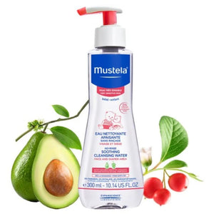 Mustela No Rinse Soothing Cleansing Water