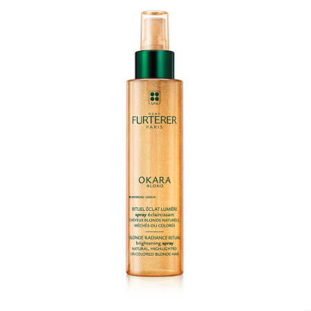René Furterer OKARA BLOND BRIGHTENING SPRAY (Sizes Available)