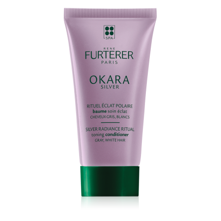 René Furterer OKARA SILVER TONING CONDITIONER (Sizes Available)