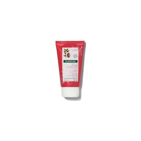 Klorane HIBISCUS FLOWER BODY LOTION WITH CUPUAÇU BUTTER