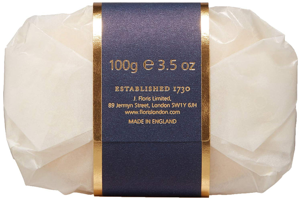 Floris London Elite Luxury Soap 3-Pack