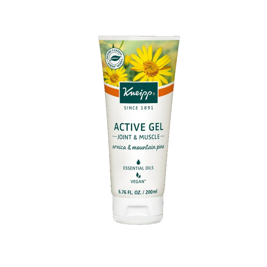 "Kneipp Arnica & Mountain Pine Active Gel - ""Joint & Muscle"""