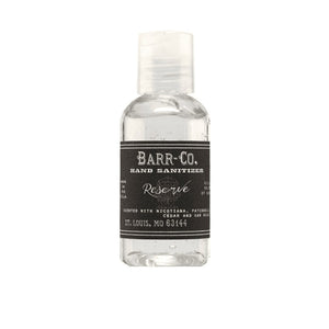 Barr-Co. Apothecary RESERVE HAND SANITIZER - 2 OZ