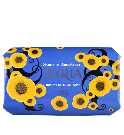 ILYRIA - HONEYSUCKLE Large Soap