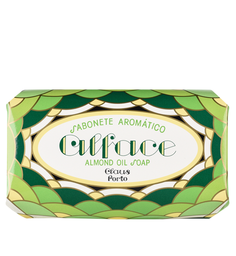 Claus Porto - Alface - Almond Oil Large Soap - 12.4 oz