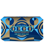 Claus Porto - Deco - Lime Basil Large Soap - 12.4 oz
