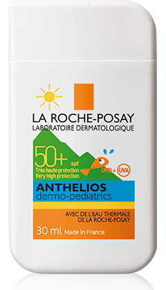 ANTHELIOS POCKET DERMO-PEDIATRICS SPF50+