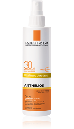 ANTHELIOS SPF 30 SPRAY 200ml