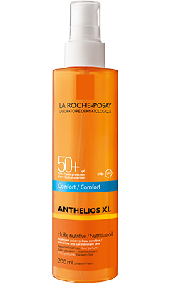 ANTHELIOS XL NUTRITIVE OIL COMFORT SPF 50+ 200ml