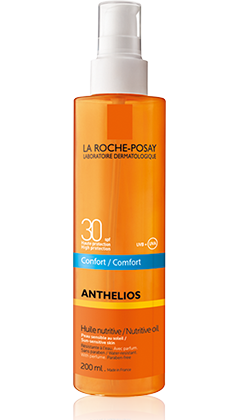 ANTHELIOS SPF 30 NUTRITIVE OIL COMFORT 200ml