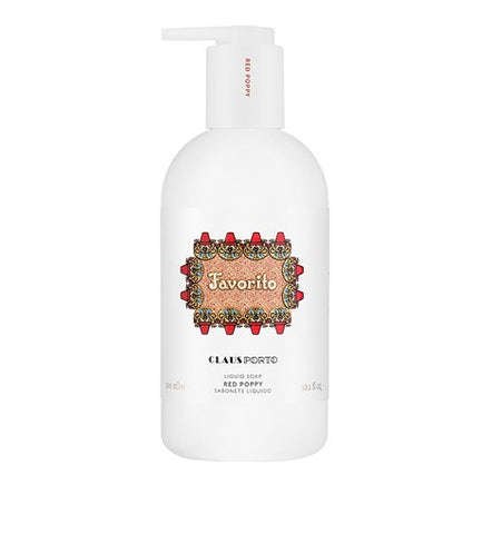 FAVORITO - LIQUID SOAP 10,1 fl. oz.